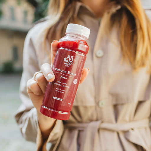 ALL IN natural food - Immune Boost Juice