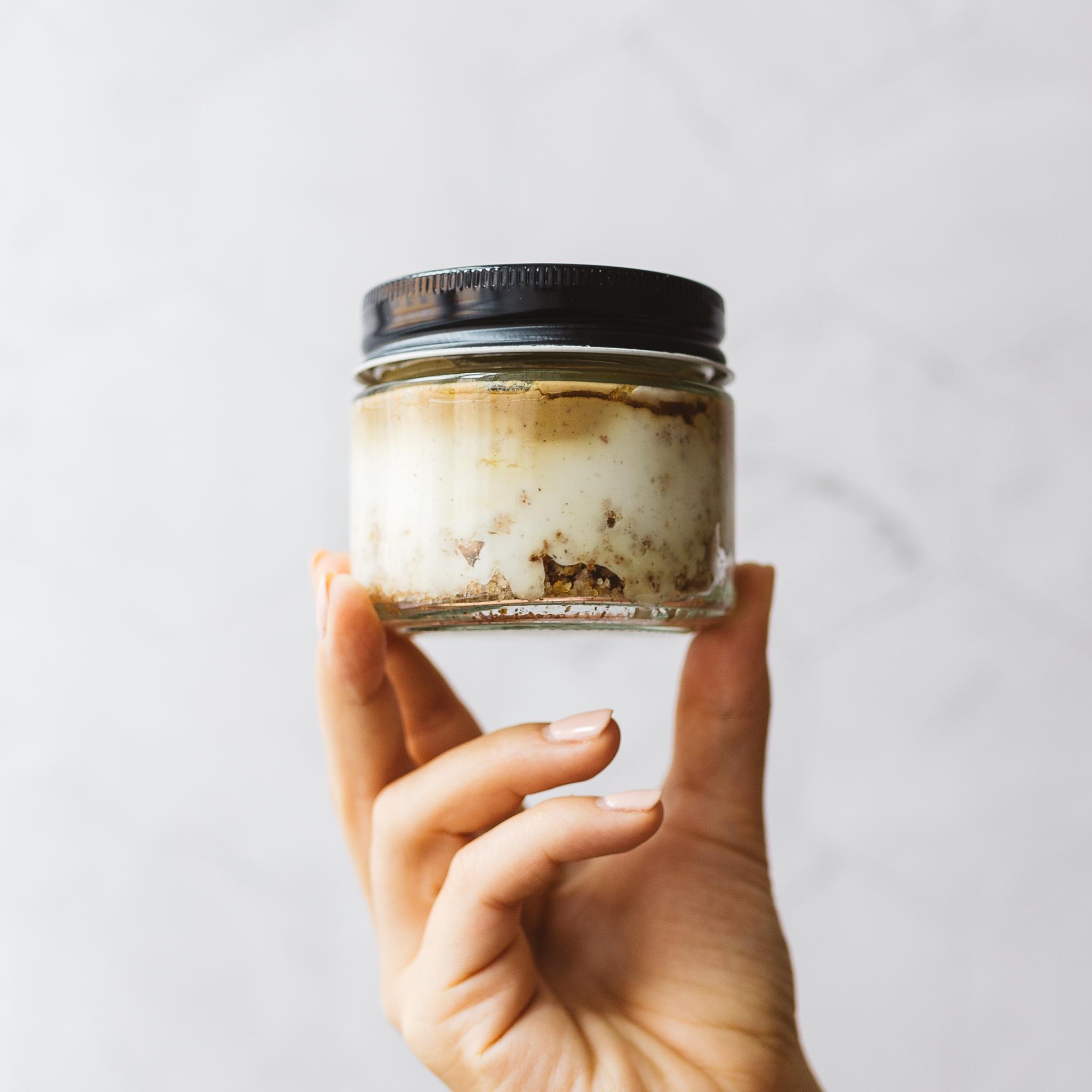 ALL IN natural food - paleo és vegán krémdesszert