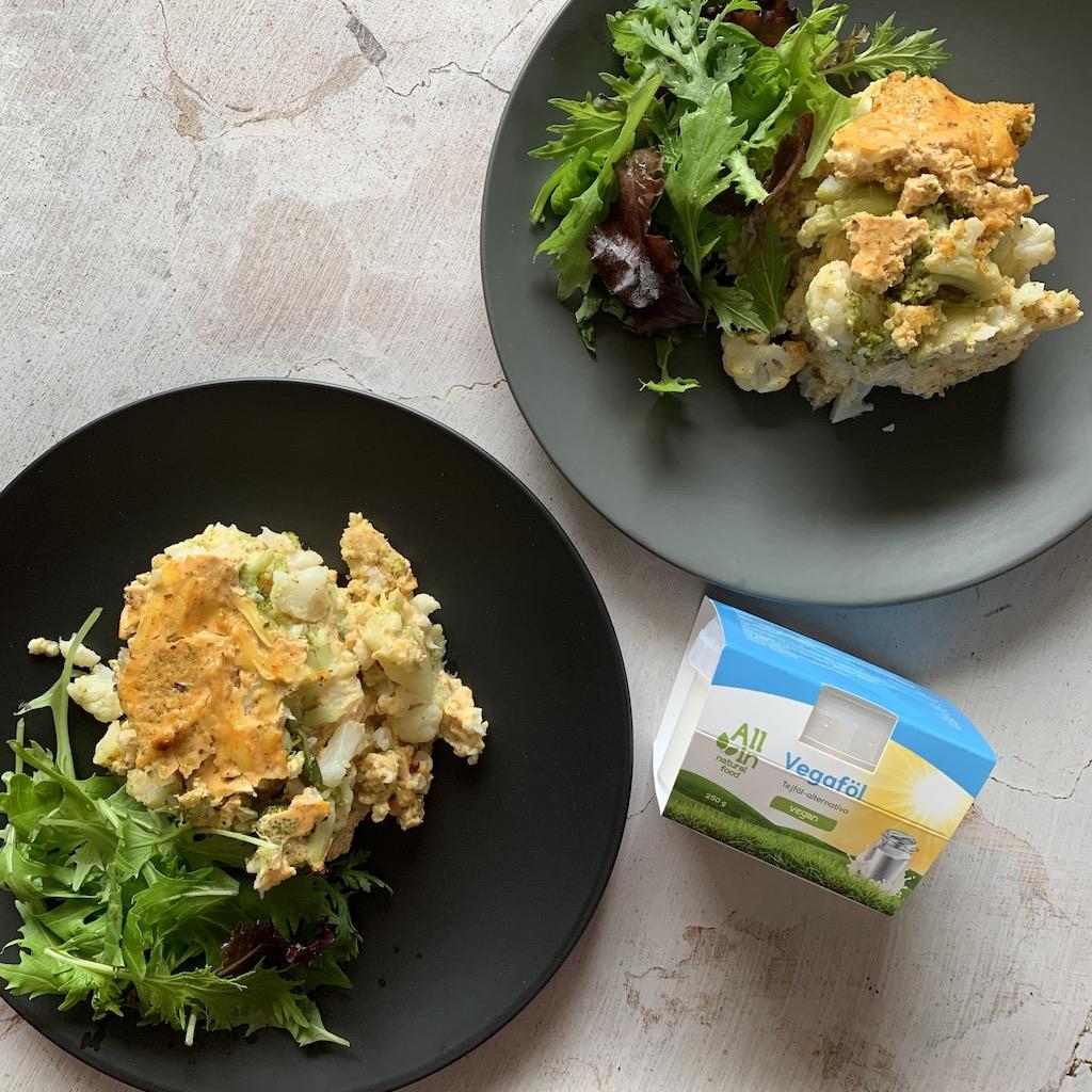 rakott brokkoli recept - ALL IN natural food