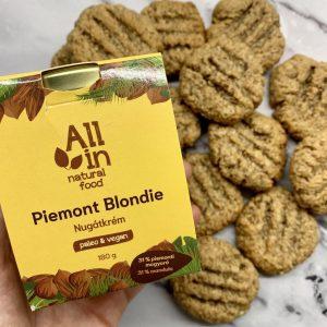 zabkeksz piemont blondie - ALL IN natural food