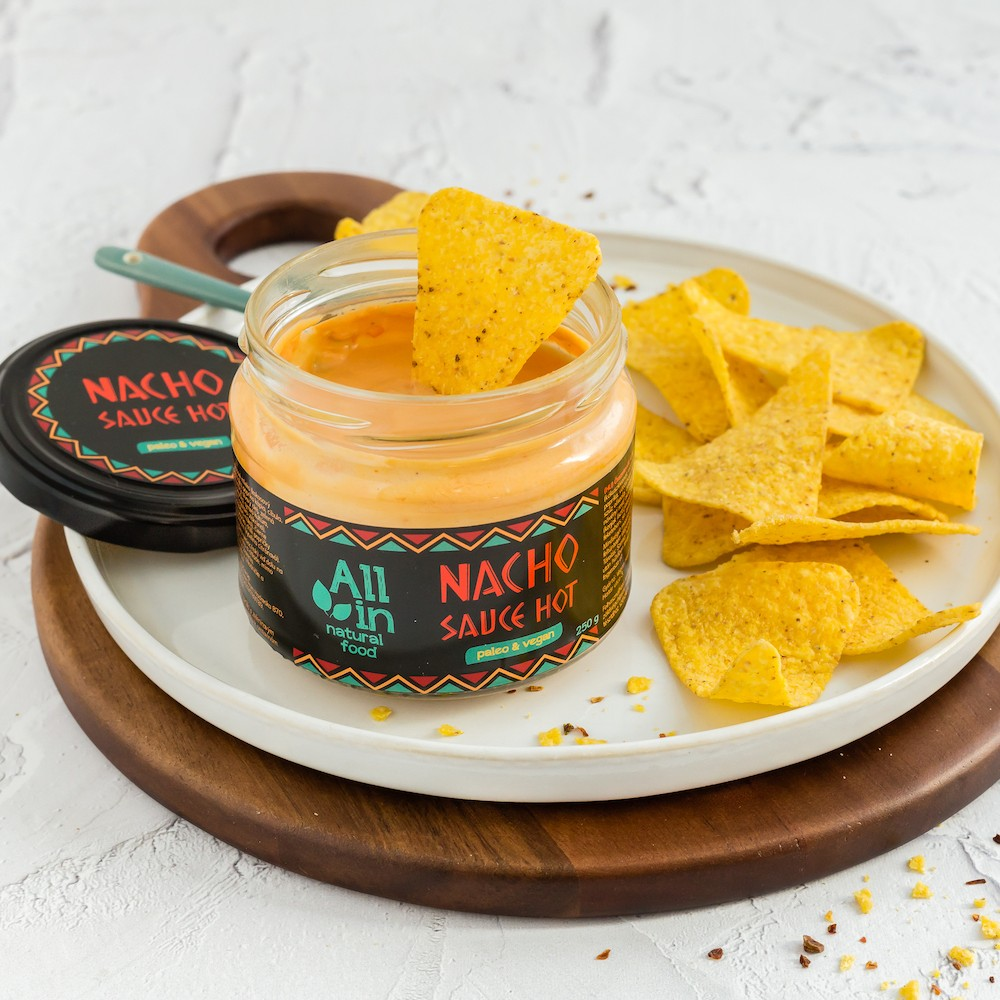 Nacho_sauce_hot - ALL IN natural food