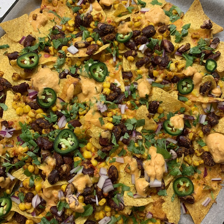 tepsis nachos - ALL IN natural food